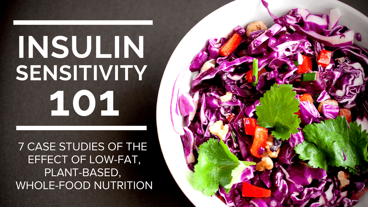 Insulin Sensitivity 101 - 7 Case Studies