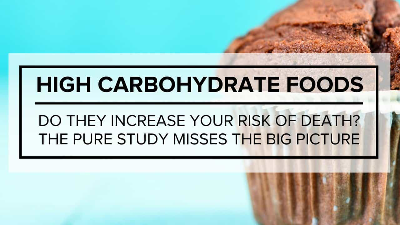 High-Carbohydrate-Foods-PURE-Study