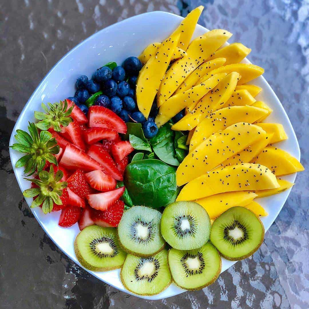 Hydrating Fruit Plate