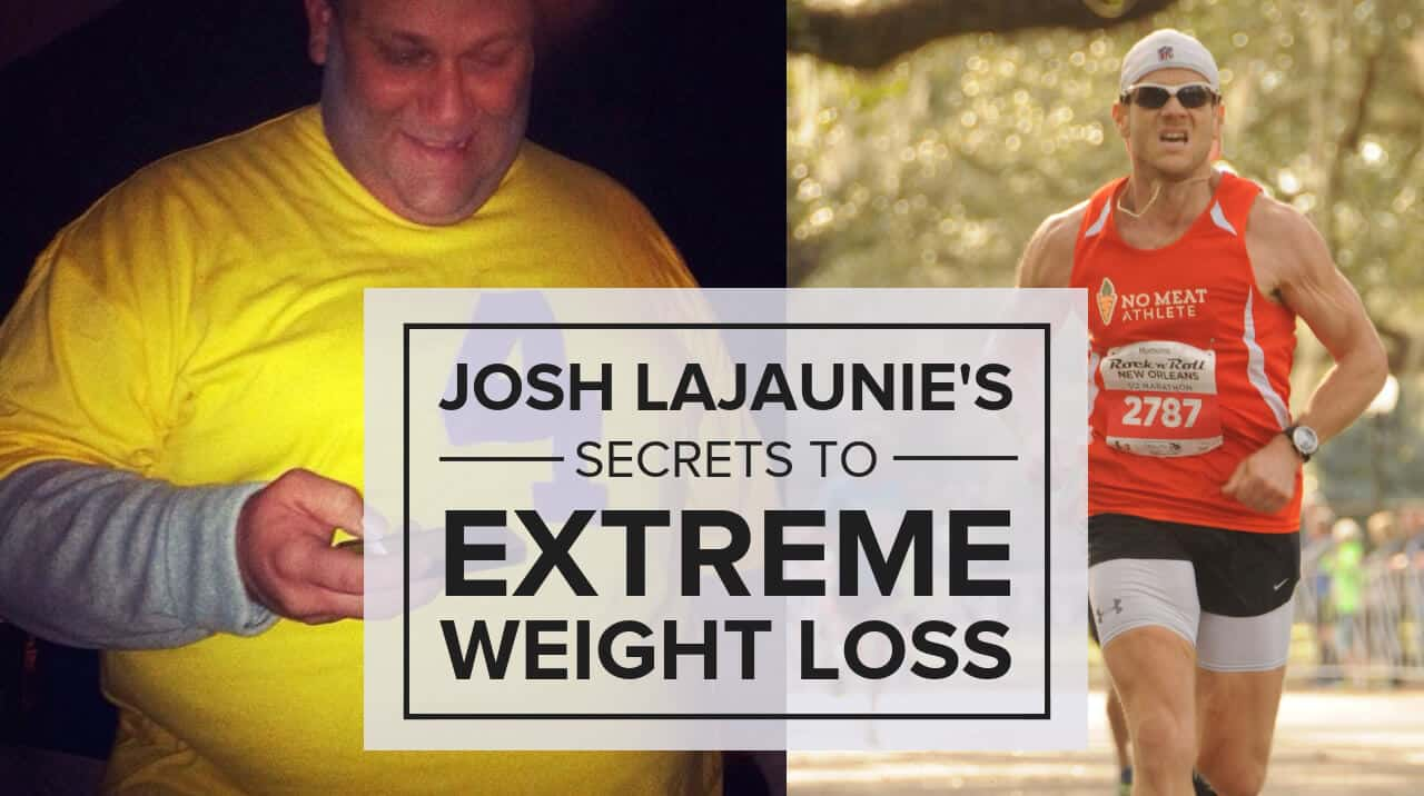 MDAE E39 – Josh LaJaunie's Secrets to Extreme Weight Loss