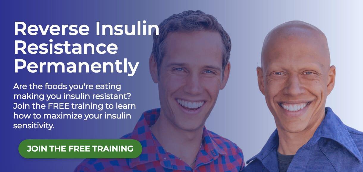 Reverse Insulin Resistance | Diabetes Nutrition | Mastering