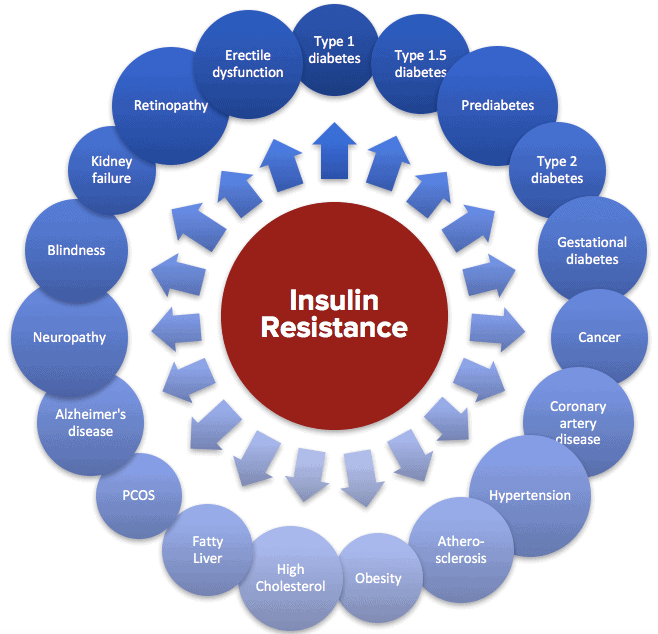 Insulin Resistance Chronic Disease 2