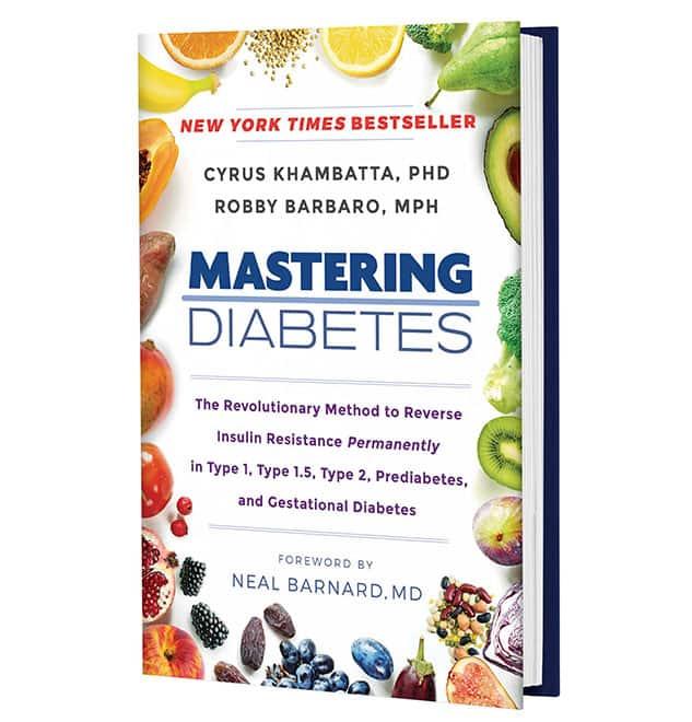 Mastering Diabetes Book